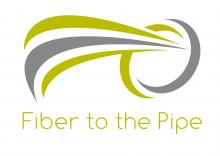Fiber to the pipe